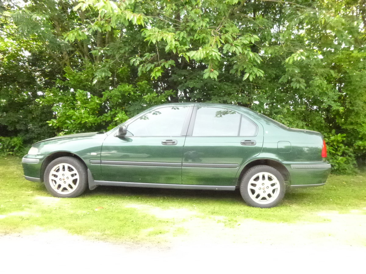 1999 rover 416i cheap car with 12 mths mot For Sale (picture 5 of 6)