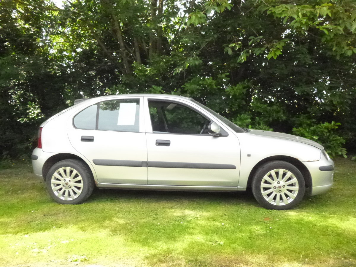 2004 rover 25 cheap car with full mot.  For Sale (picture 1 of 6)