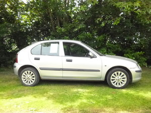 2004 rover 25 cheap car with full mot.