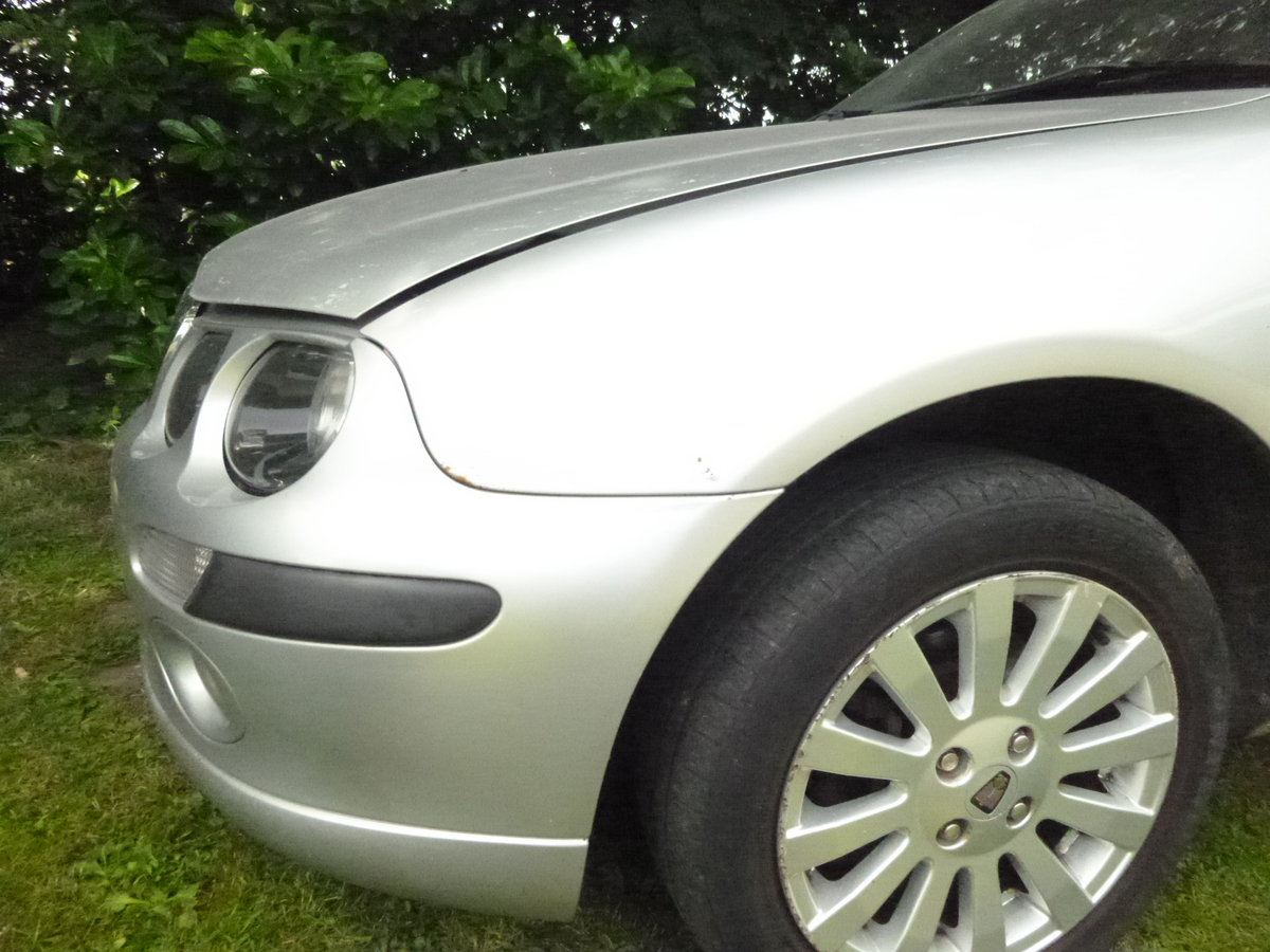 2004 rover 25 cheap car with full mot.  For Sale (picture 5 of 6)