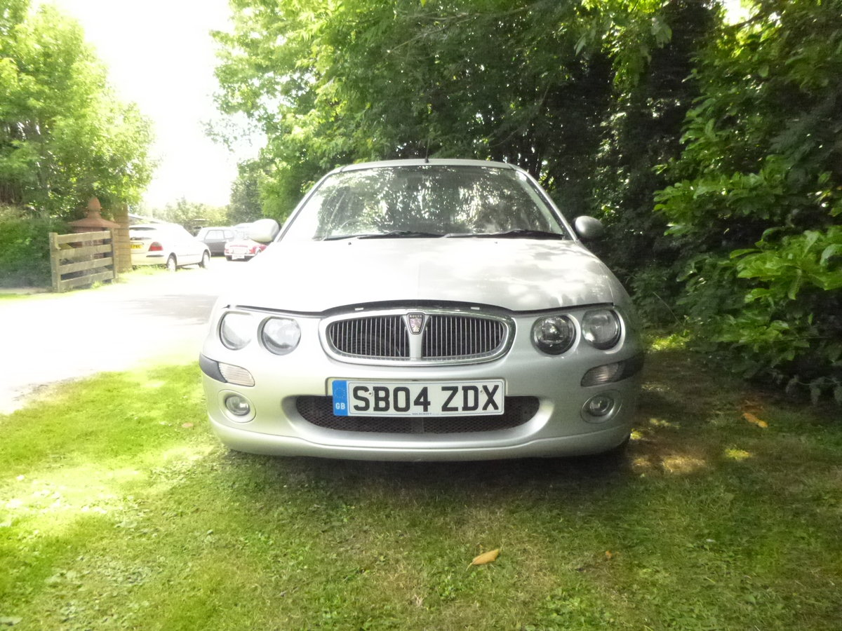 2004 rover 25 cheap car with full mot.  For Sale (picture 6 of 6)