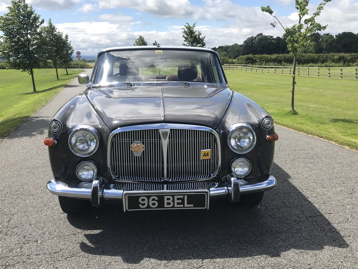 1971 Rover 3.5 P5 Coupe present owner for 42 years For Sale (picture 2 of 6)