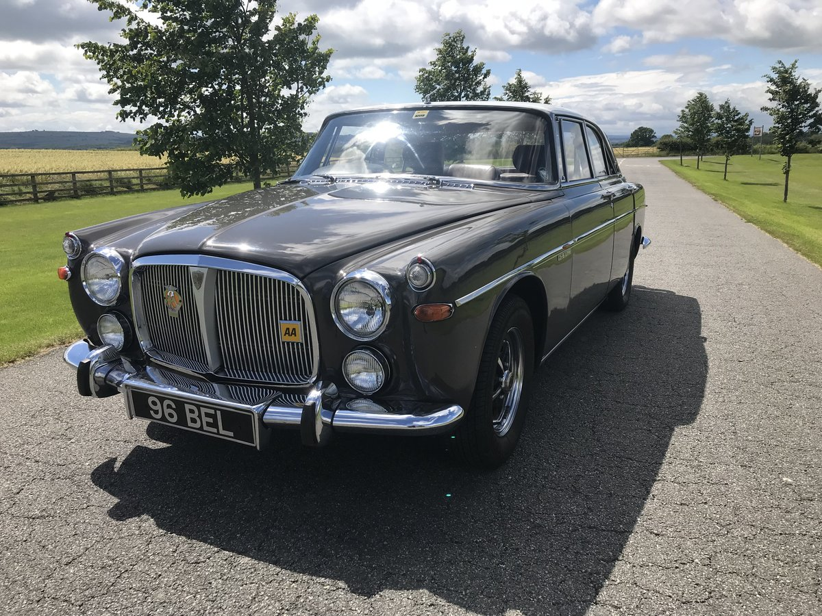 1971 Rover 3.5 P5 Coupe present owner for 42 years For Sale (picture 3 of 6)