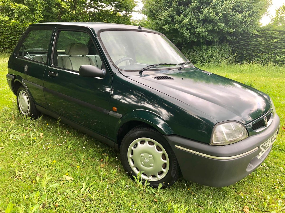 1997 ROVER 100 ASCOT, ONLY 13K MILES, ONE OWNER SOLD (picture 1 of 6)
