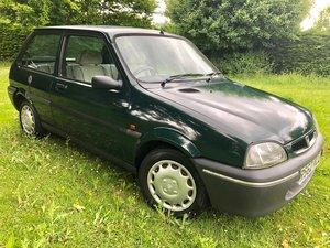 1997 ROVER 100 ASCOT, ONLY 13K MILES, ONE OWNER For Sale