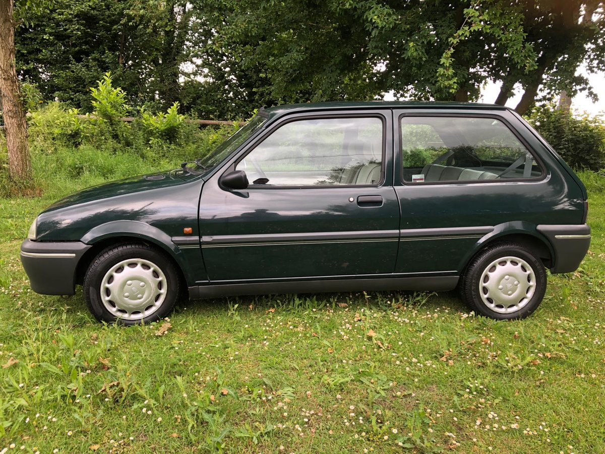 1997 ROVER 100 ASCOT, ONLY 13K MILES, ONE OWNER SOLD (picture 2 of 6)