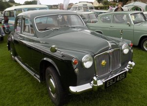 1962 Rover P4 100 Saloon For Sale by Auction