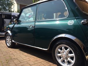 1998 Classic Mini Cooper , 55K miles, stunning car For Sale