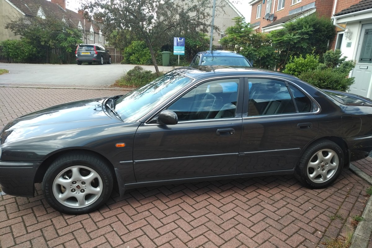 1997 Rover 620Ti For Sale (picture 4 of 6)