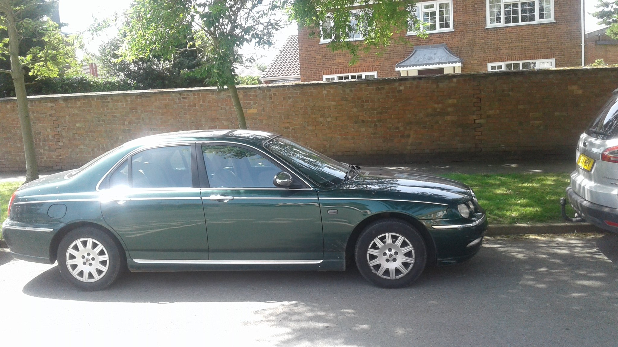 2002 Rover 75 Future Classic For Sale (picture 1 of 6)