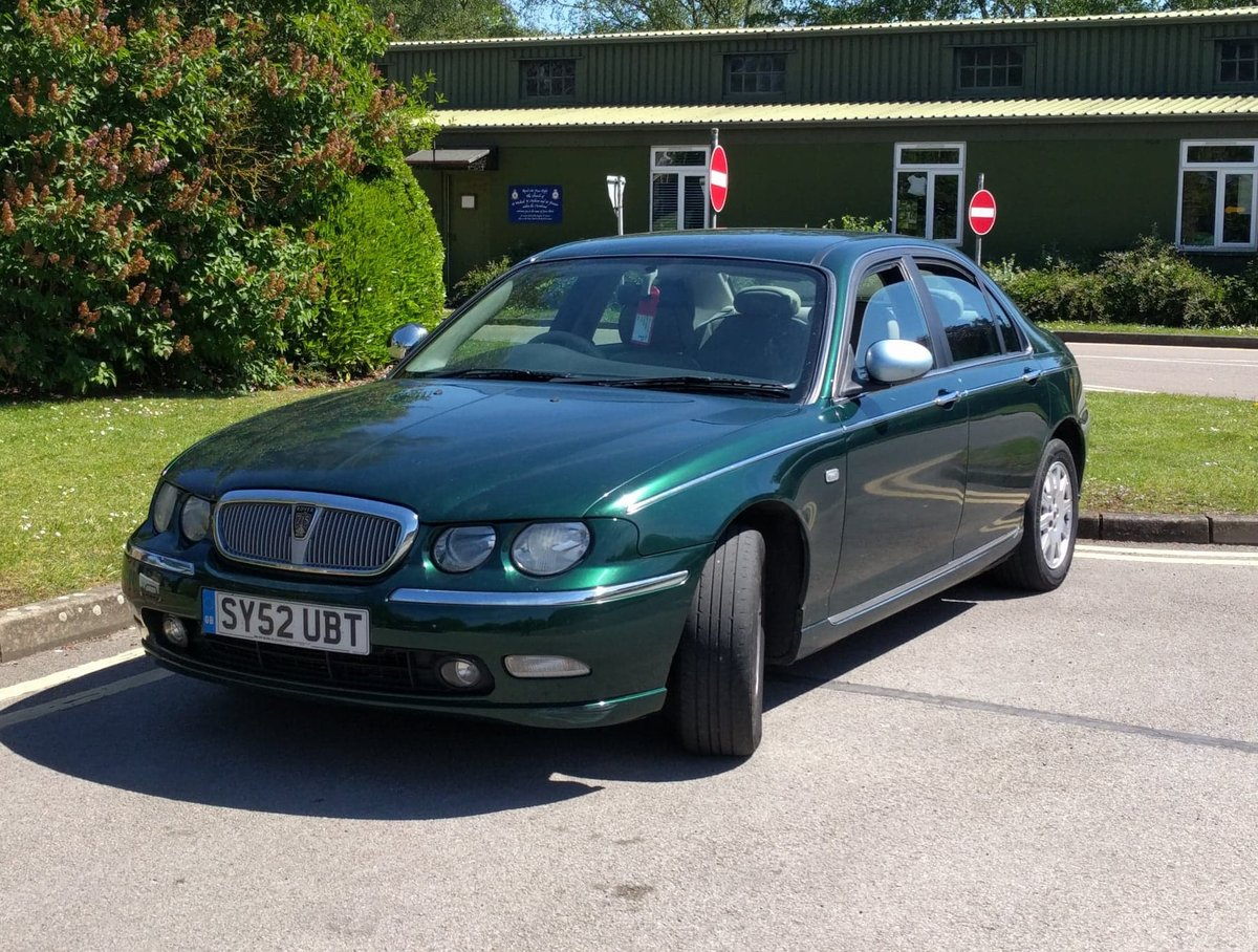 2002 Rover 75 Future Classic For Sale (picture 2 of 6)