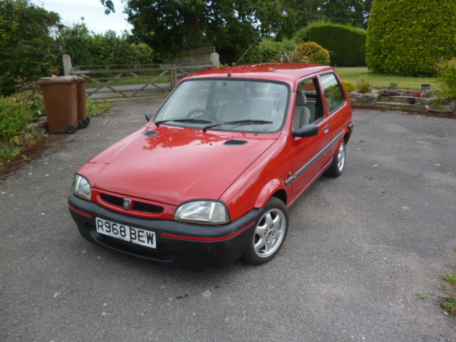 Rover 100 METRO Ascot 1997 3dr Hatchback SOLD (picture 1 of 6)
