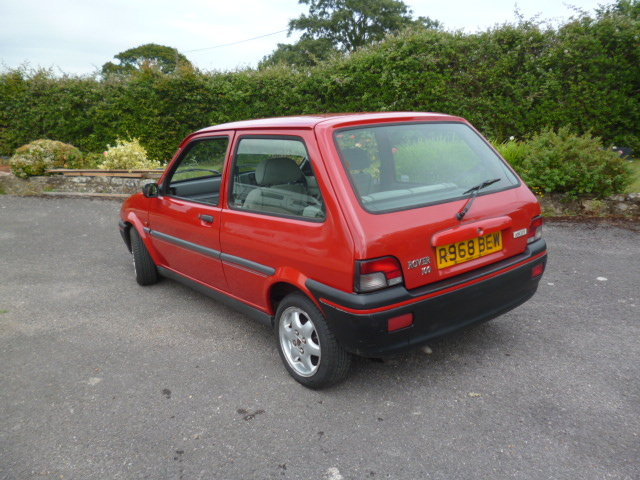 Rover 100 METRO Ascot 1997 3dr Hatchback SOLD (picture 2 of 6)