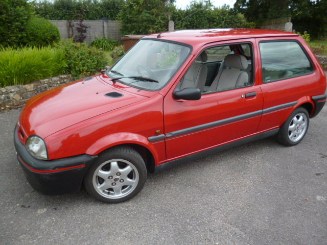 Rover 100 METRO Ascot 1997 3dr Hatchback SOLD (picture 4 of 6)