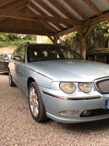 2002 Rover 75 connoisseur SE Estate Diesel Automatic