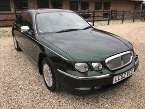 2002 Connoisseur 2.5 SE - Barons Tuesday 16th July 2019 SOLD by Auction