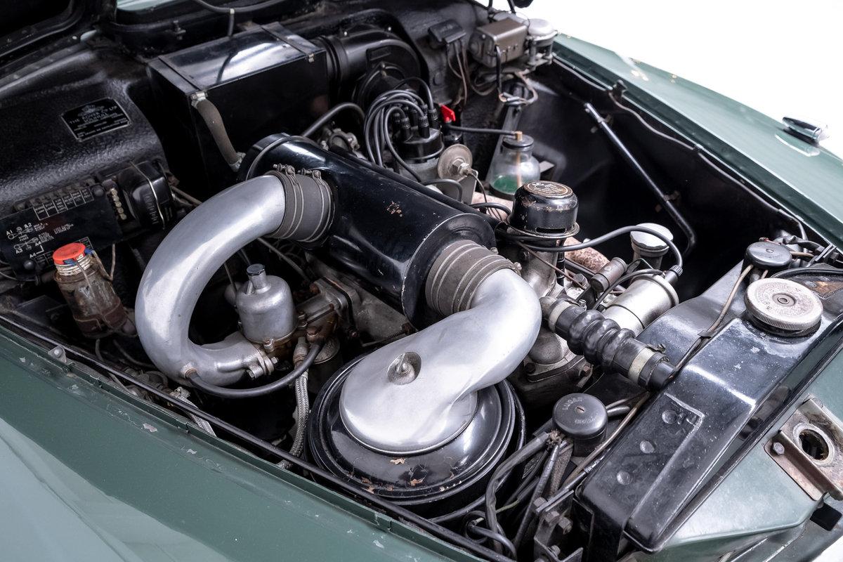 1956 Rover 75 P4 Mille Miglia - A2 FIVA certificate For Sale (picture 5 of 6)