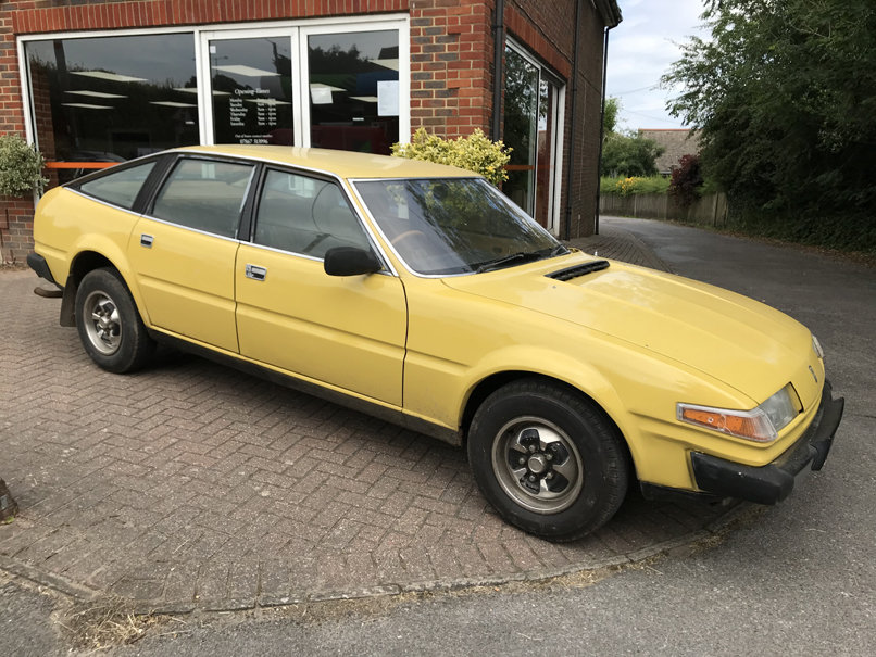 1979 ROVER SD1 3500 V8 MANUAL (1 owner & just 50,800 miles) For Sale (picture 1 of 1)