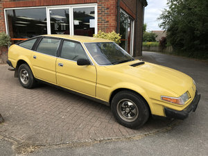 1979 ROVER SD1 3500 V8 MANUAL (1 owner & just 50,800 miles)