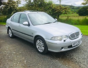 2003 Rover 45 1.8 petrol For Sale