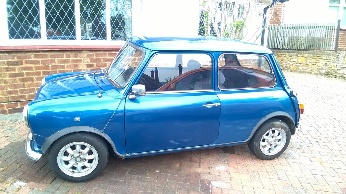 1994 Mini 35 Limited Edition Looking for a New Home For Sale (picture 4 of 6)
