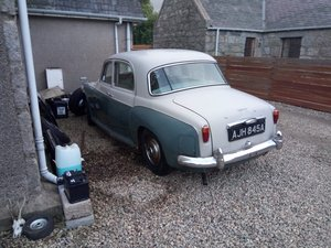1963 Rover P4 110 project For Sale