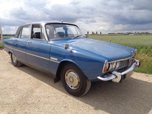 Rover P6 3500 v8 series one - 69,000 miles !! For Sale