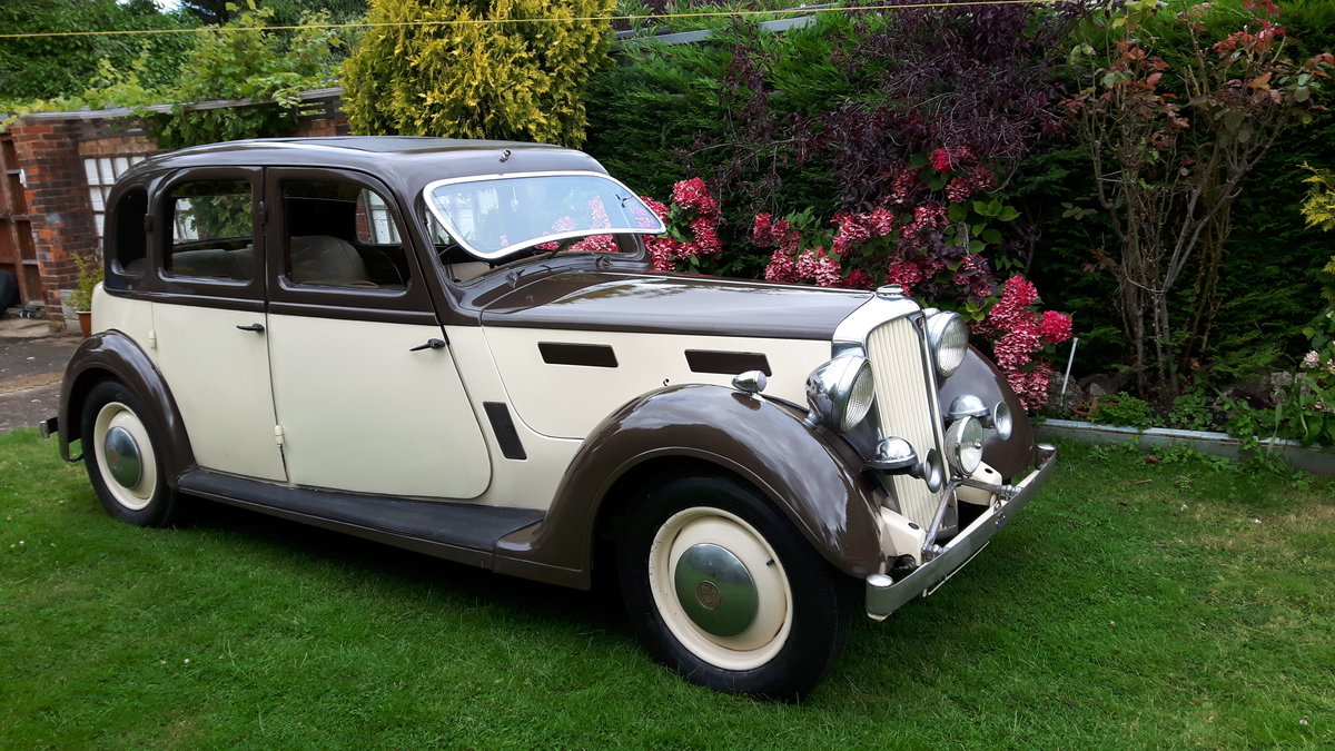 1947 ROVER 16 P2 -  2147cc For Sale (picture 1 of 6)