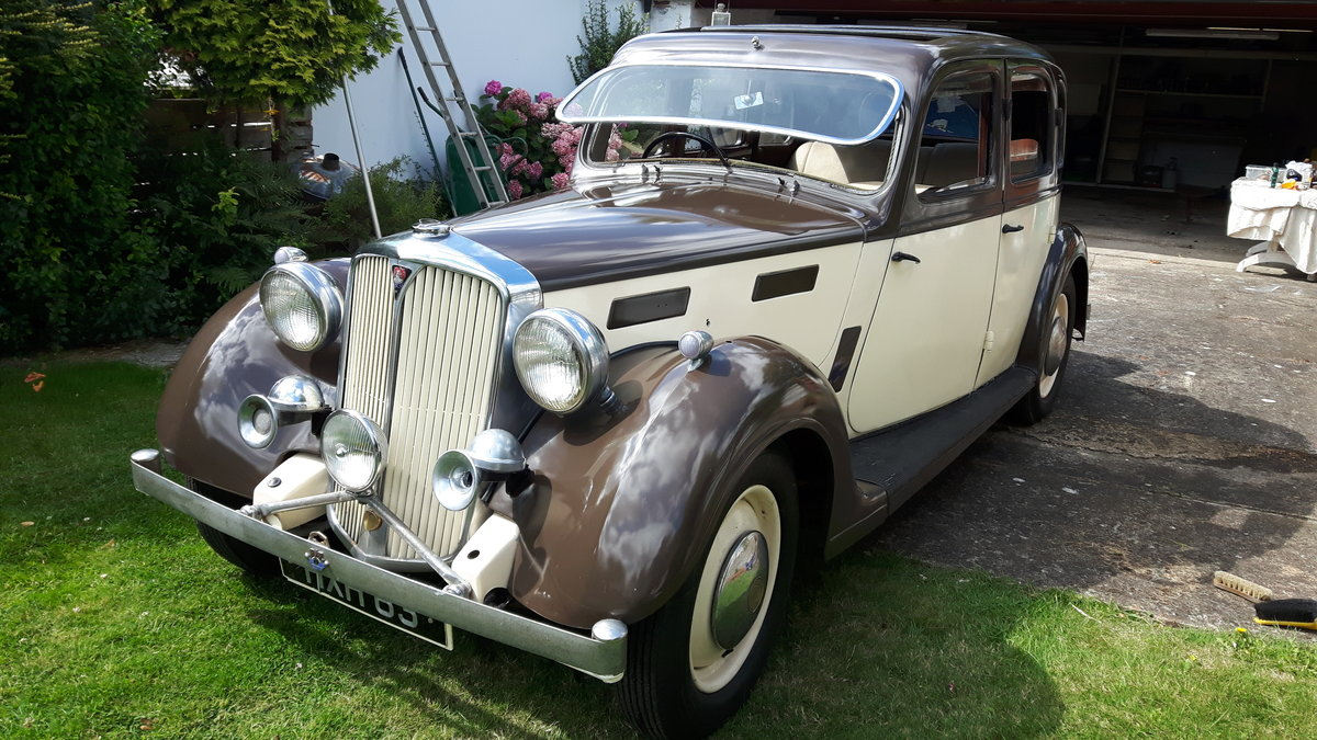 1947 ROVER 16 P2 -  2147cc For Sale (picture 6 of 6)