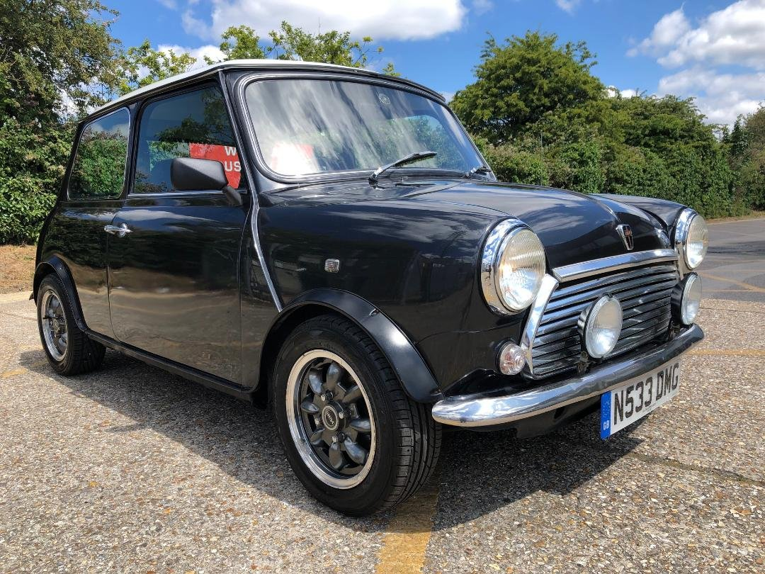 1996 Rover Mini Equinox. Limited Edition. 1275cc. Only 55k.  For Sale (picture 1 of 6)