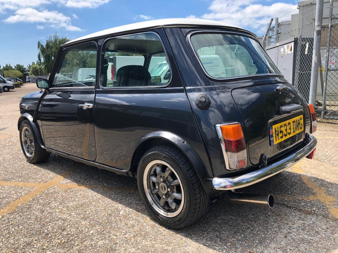 1996 Rover Mini Equinox. Limited Edition. 1275cc. Only 55k.  For Sale (picture 3 of 6)