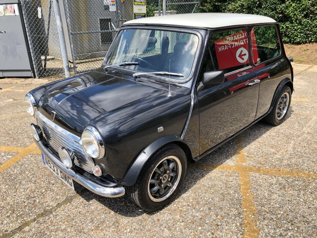1996 Rover Mini Equinox. Limited Edition. 1275cc. Only 55k.  For Sale (picture 4 of 6)