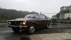 Rover-P6-1971-2000TC-Tax For Sale