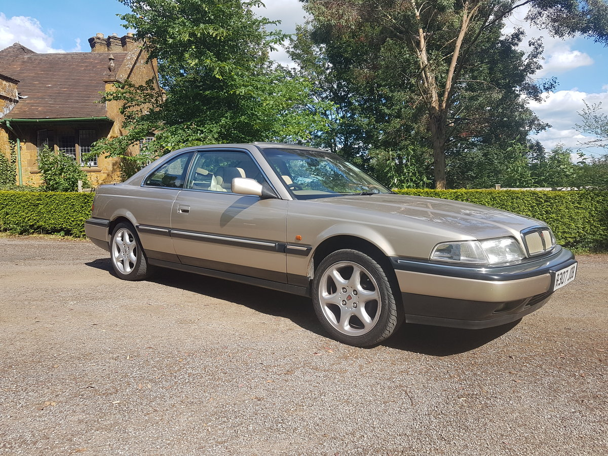 1998 Rover 800 Vitesse Coupe Immaculate example  For Sale (picture 1 of 6)