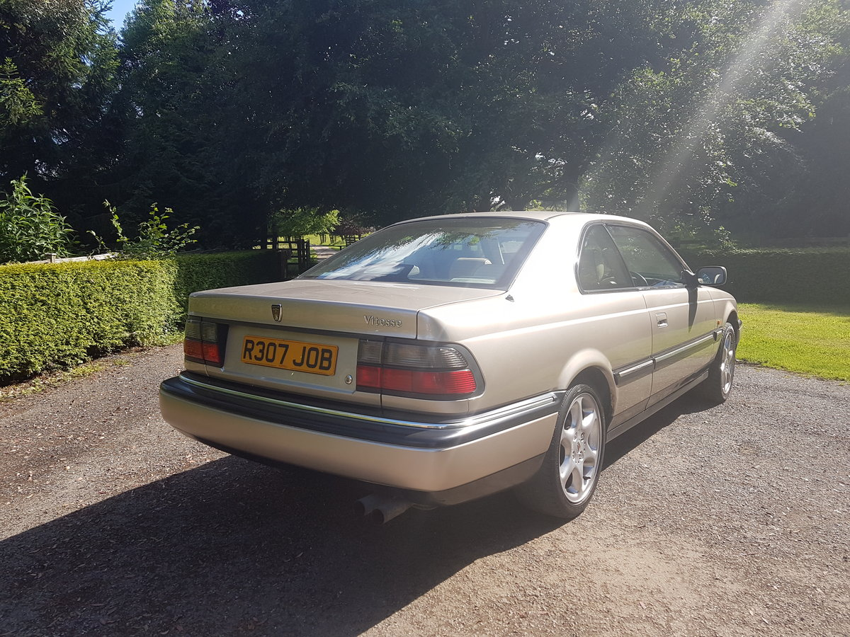 1998 Rover 800 Vitesse Coupe Immaculate example  For Sale (picture 2 of 6)