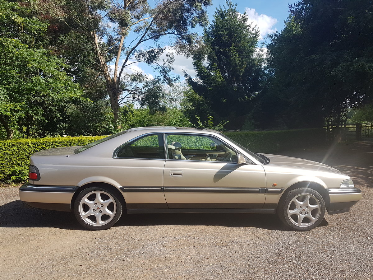 1998 Rover 800 Vitesse Coupe Immaculate example  For Sale (picture 4 of 6)