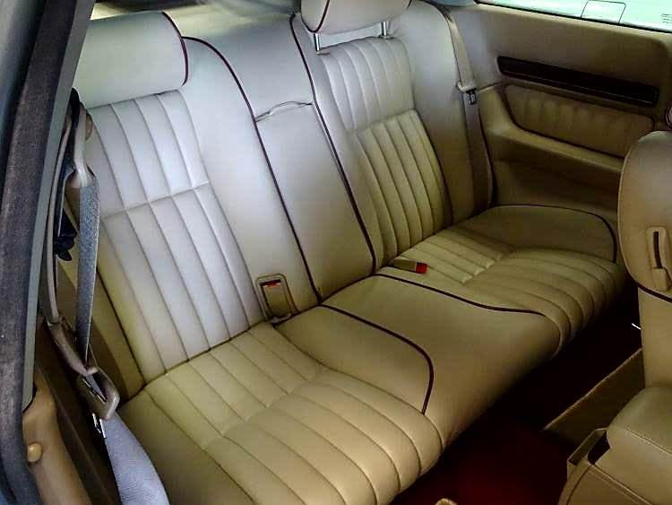 1998 Rover 800 Vitesse Coupe Immaculate example  For Sale (picture 5 of 6)