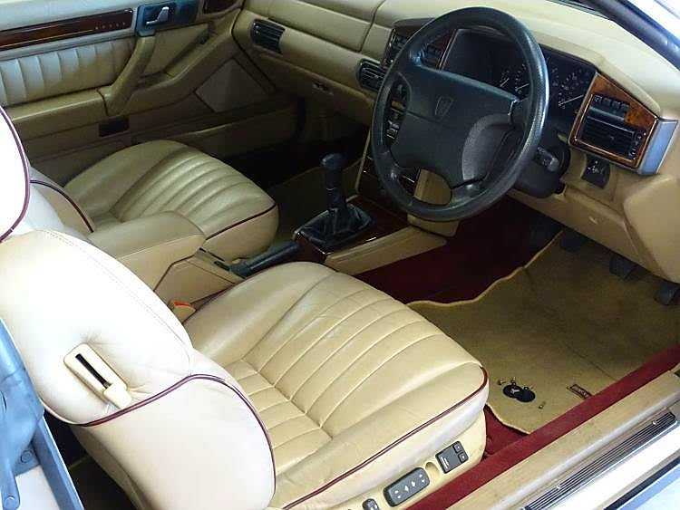 1998 Rover 800 Vitesse Coupe Immaculate example  For Sale (picture 6 of 6)