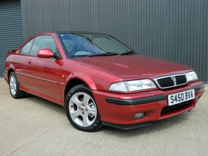 1998 ROVER COUPE 1.8 218 VVC For Sale