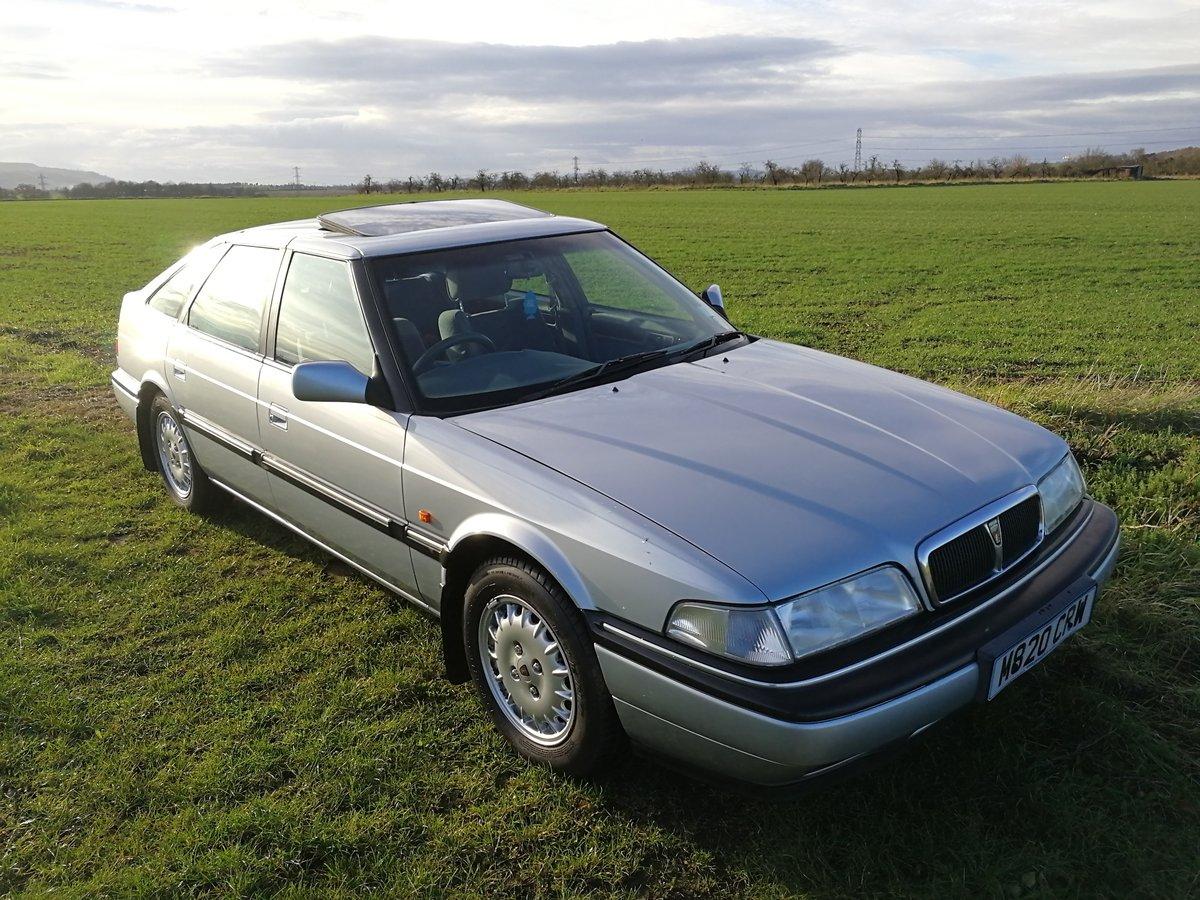 1994 Rare model Rover 820i se For Sale (picture 1 of 6)