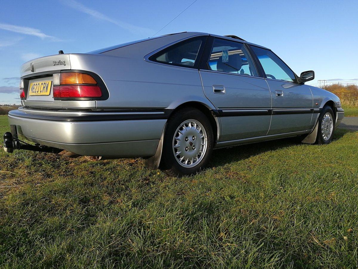 1994 Rare model Rover 820i se For Sale (picture 2 of 6)