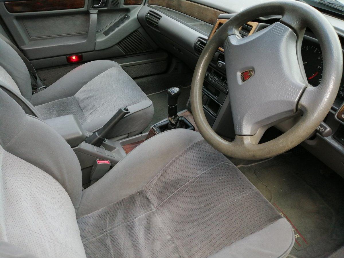 1994 Rare model Rover 820i se For Sale (picture 6 of 6)