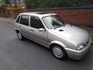 1995 Rover Metro 111Sli For Sale