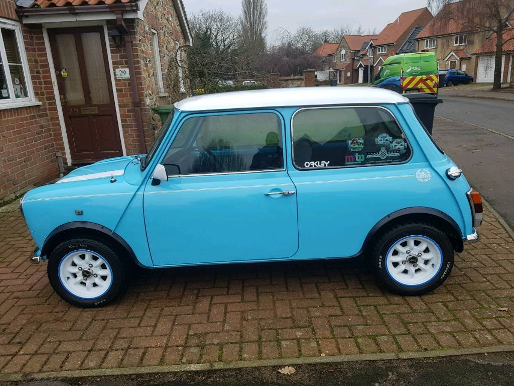 1992 Mini Mayfair 1275 auto For Sale (picture 1 of 6)