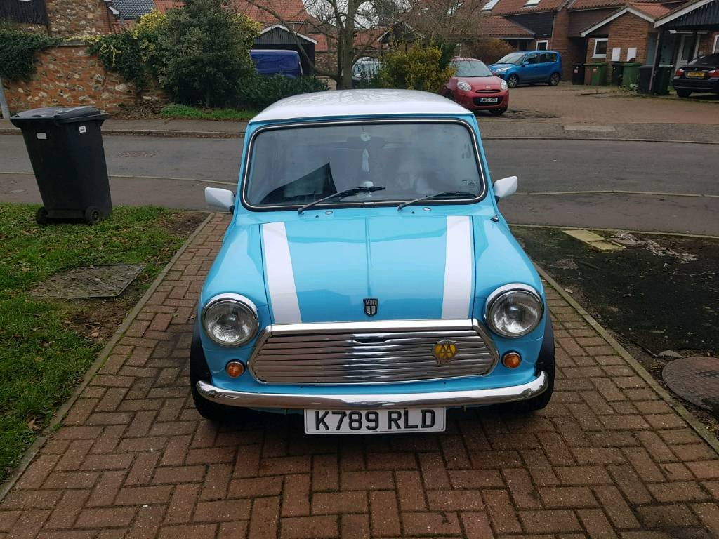 1992 Mini Mayfair 1275 auto For Sale (picture 3 of 6)