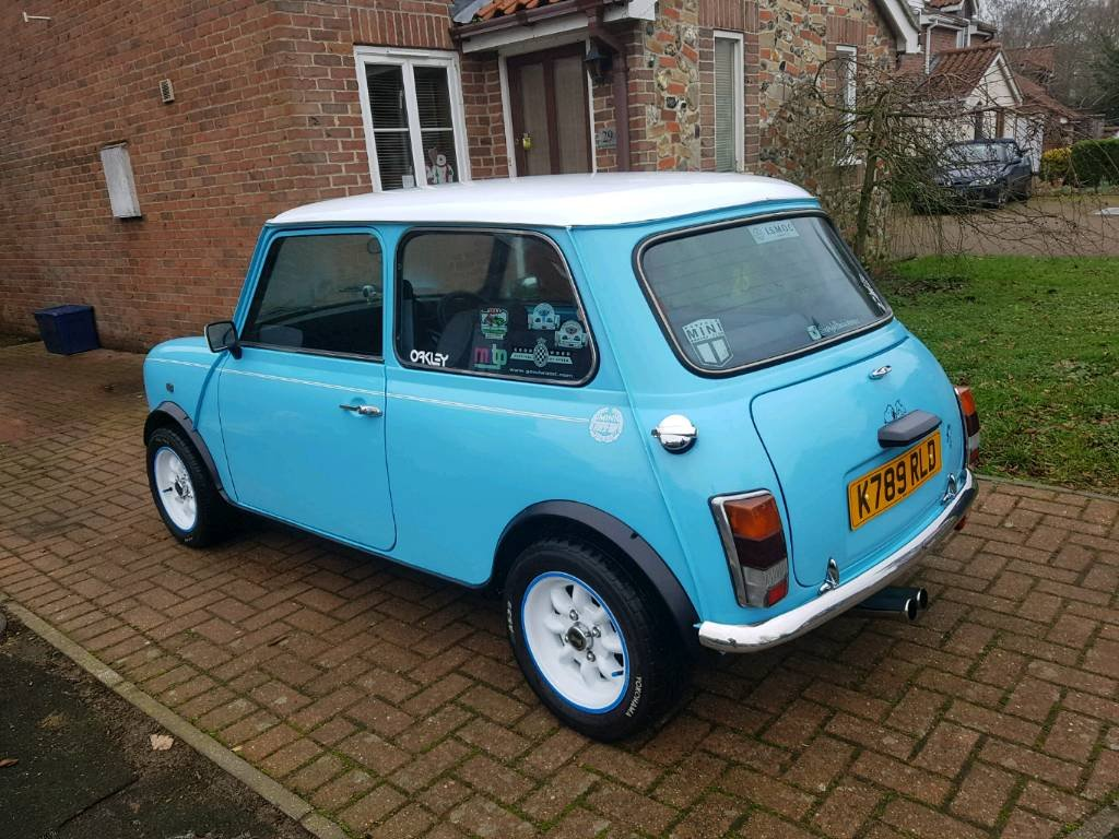 1992 Mini Mayfair 1275 auto For Sale (picture 4 of 6)