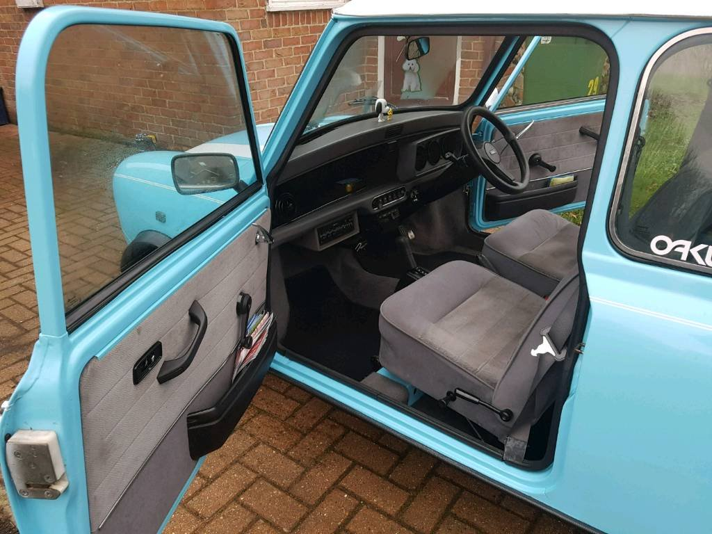 1992 Mini Mayfair 1275 auto For Sale (picture 5 of 6)