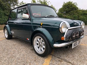 1996 Rover Mini Cooper. 1.3i. BRG. Cream leather. Awesome For Sale