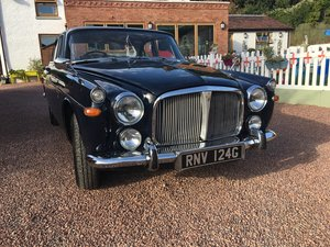 Rover P5B Coupe  For Sale