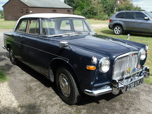 Rover p5 mk2 3.0 manual 1963 For Sale